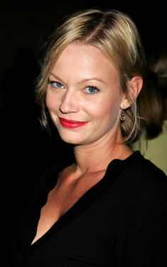 Samantha Mathis at the industry screening of the feature &quot;The Departed&quot;.